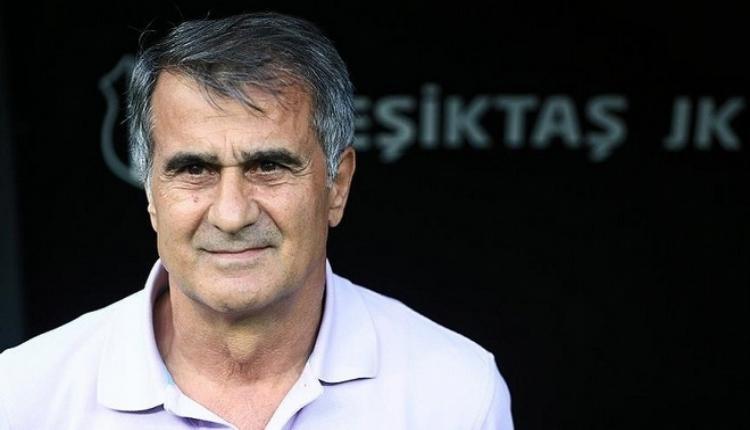 Beşiktaş'ta Şenol Güneş'ten oyuncularına: ''Birlikte şeytanın bacağını kırmalıyız''