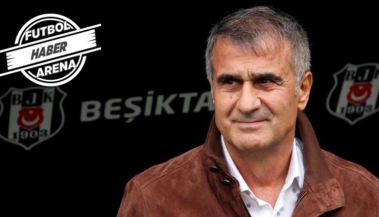 Beşiktaş'ta Şenol Güneş'in Fenerbahçe derbisi ilk 11 kararı