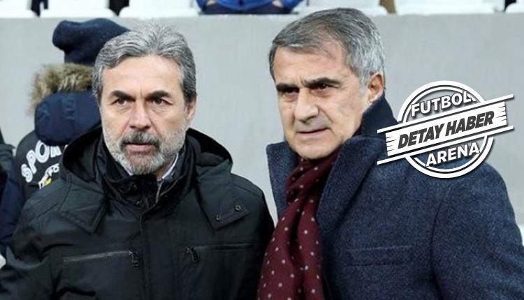 Beşiktaş'ta Şenol Güneş'in Fenerbahçe kabusu!