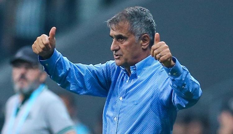 Beşiktaş'ta Şenol Güneş'ten Konyaspor maçı sonrası açıklamalar