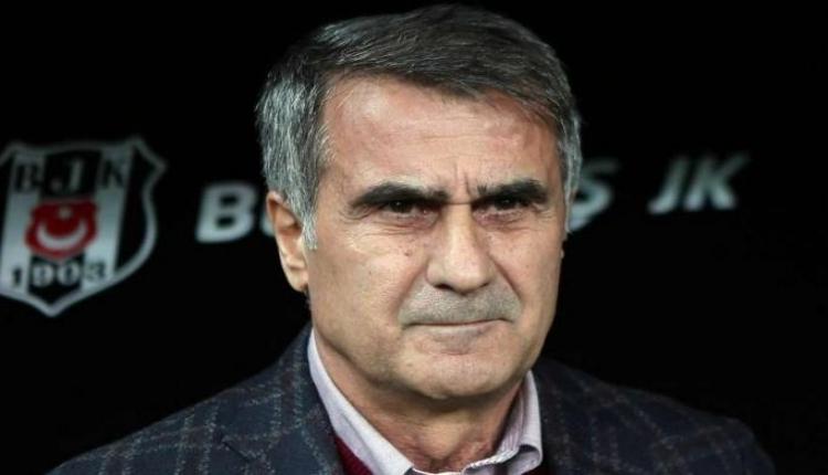 Beşiktaş'ta Şenol Güneş'ten mini revizyon