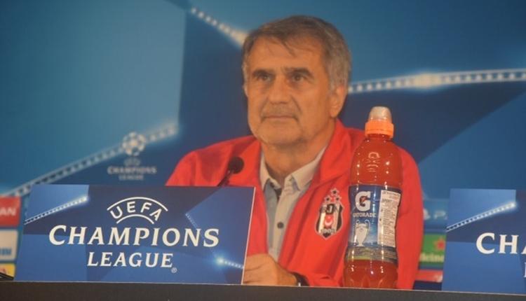Beşiktaş'ta Şenol Güneş'ten Porto ve Aboubakar açıklamaları