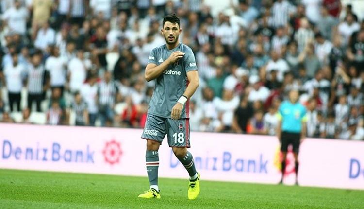 Beşiktaş'ta Tolgay Arslan ve Atiba'dan müthiş istatistik