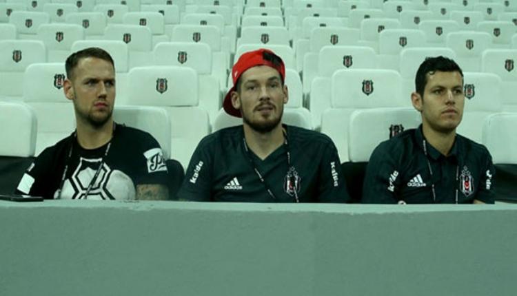 Beşiktaş'ta umduklarını bulamadılar