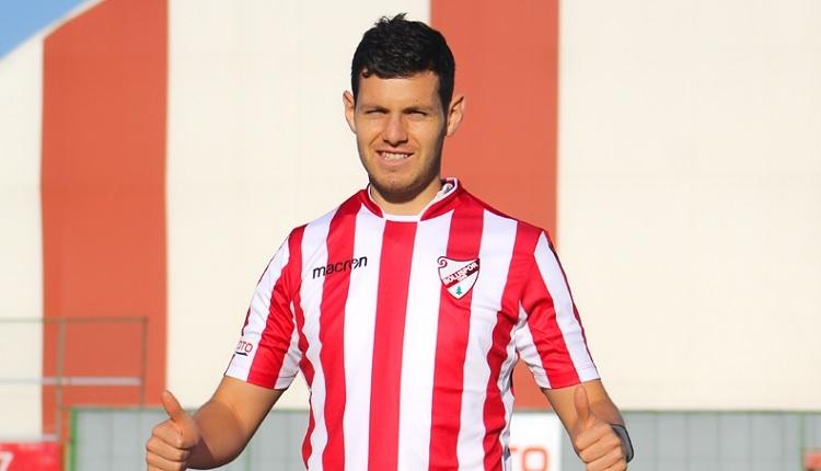 Beşiktaş'tan Boluspor'a kiralanan Pedro Franco'nun ilk sözleri