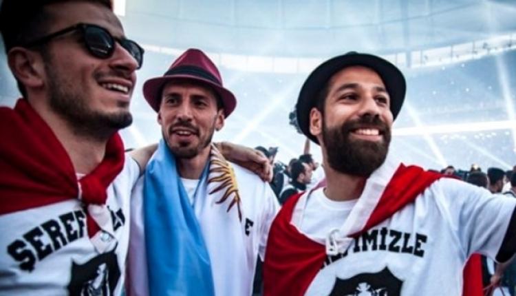 Beşiktaş'tan Fenerbahçe'ye Jose Sosa ve Olcay Şahan nispeti
