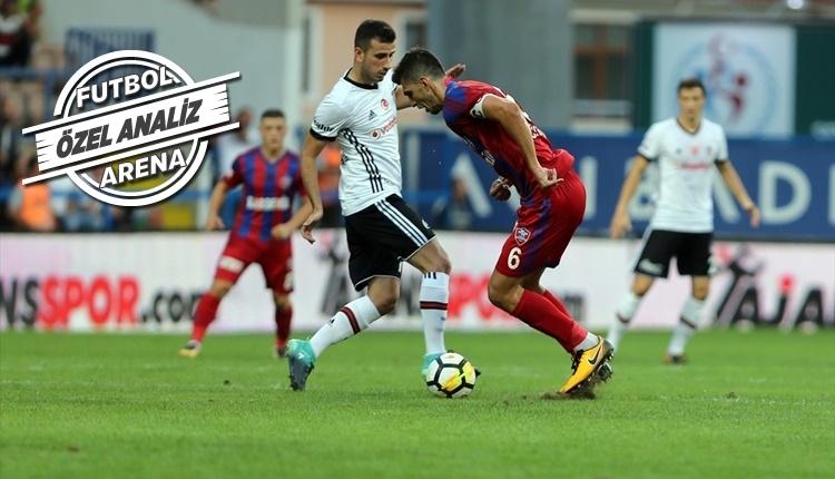 Beşiktaş'tan kötü istatistik! 3 sezon sonra...