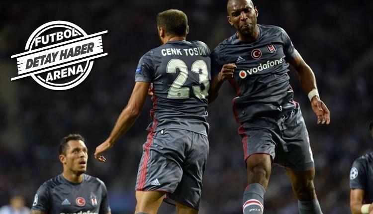 Beşiktaş'tan Porto'ya 14 yıl sonra bir ilk!