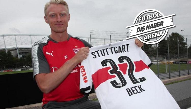 Beşiktaş'tan Stuttgart'a transfer olan Beck'ten önemli itiraf
