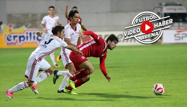 Boluspor - Altınordu maçı özeti ve golleri (İZLE)