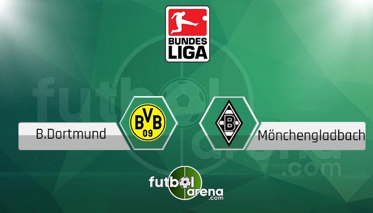 Borussia Dortmund Mönchengladbach canlı skor, maç sonucu - Maç hangi kanalda?
