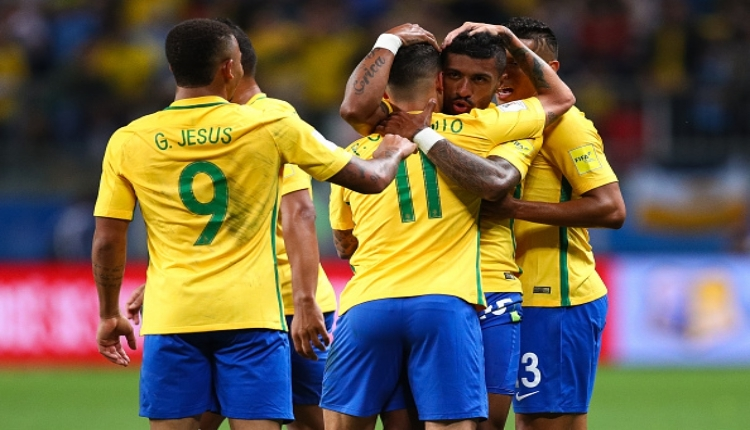 Brezilya 2 - 0 Ekvador maç özeti ve golleri (İZLE)