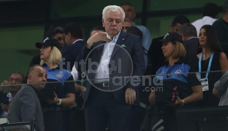 Bursaspor'da Ali Ay mağlubiyete rağmen memnun