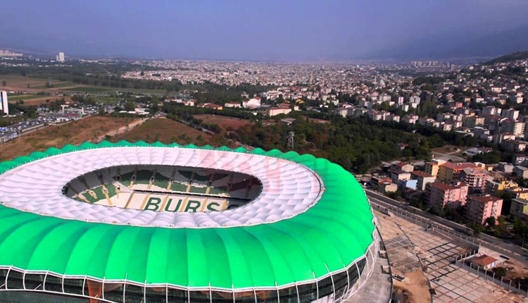Bursaspor'da Galatasaray maçı öncesi kombine kararı