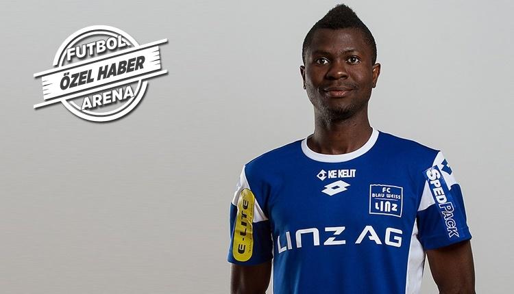 Bursaspor'dan son gün transferi! Yusuf Otubanjo...