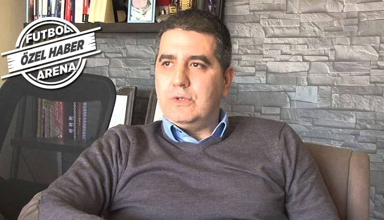 Beşiktaşlı Caner Erkin'in menajeri Batur Altıparmak'tan Mahmut Uslu'ya cevap!