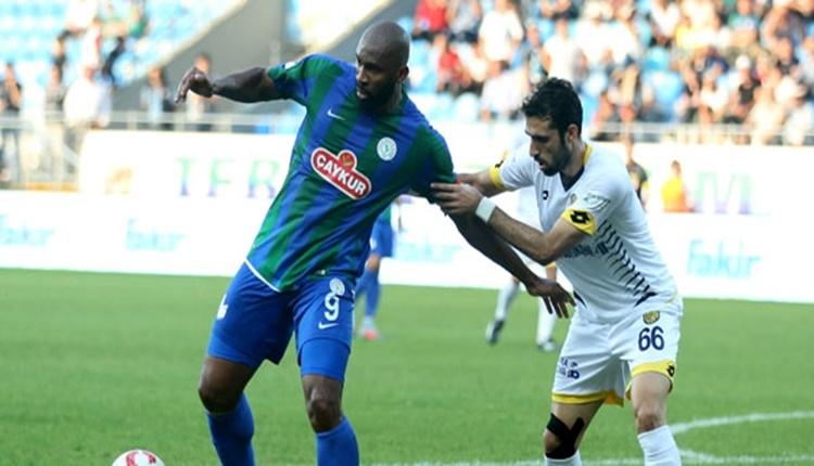 Çaykur Rizespor 7 günde 7 gol yedi