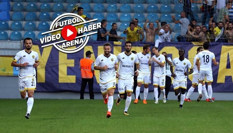 Çaykur Rizespor - Ankaragücü maçı özeti ve golleri (İZLE)