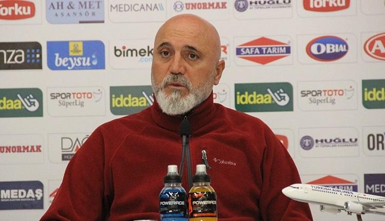 Çaykur Rizespor Teknik Direktörü Hikmet Karaman twitter hesabını kapattı