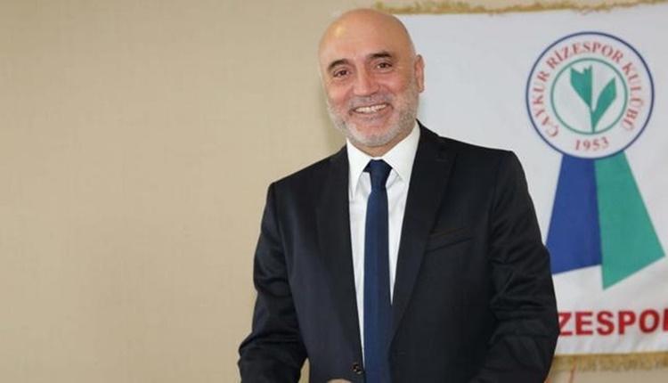 Çaykur Rizespor'da Hikmet Karaman kadroyu koruyor