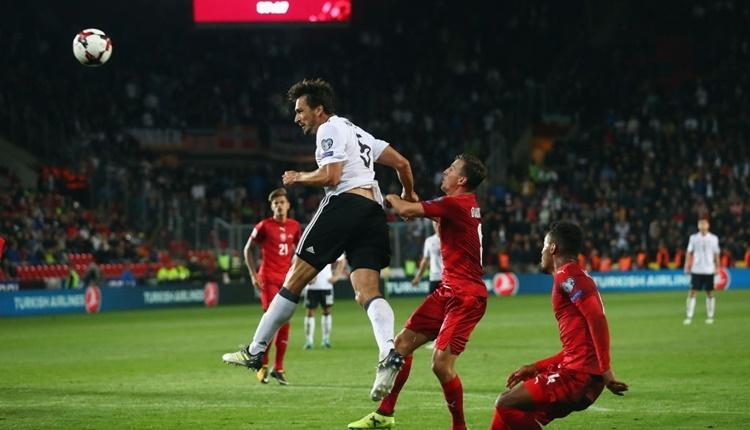 Çekya 1-2 Almanya maçı özeti ve golleri