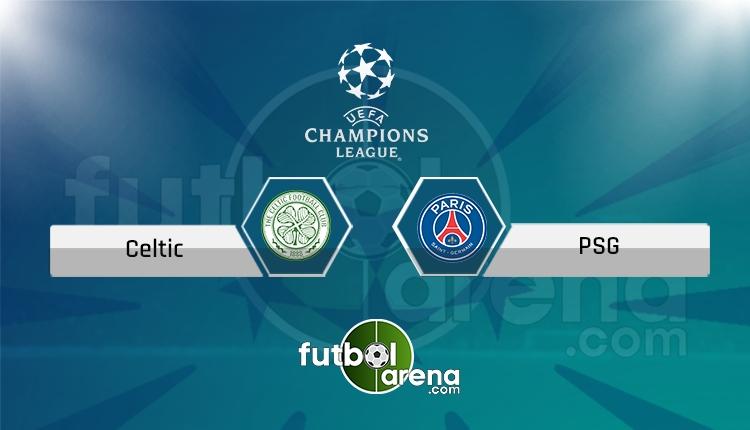 Celtic - PSG canlı skor, maç sonucu - Maç hangi kanalda?