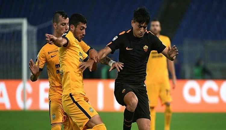 Cengiz Ünder'den Verona maçı açıklaması: 'Çok heyecanlandım'