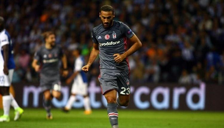 Cenk Tosun'un atığı gol Şampiyonlar Ligi'nde haftanın iyisine aday
