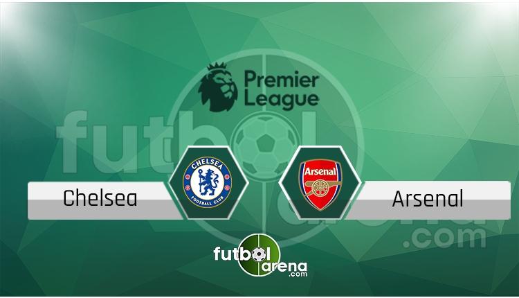 Chelsea Arsenal canlı skor, maç sonucu - Maç hangi kanalda?