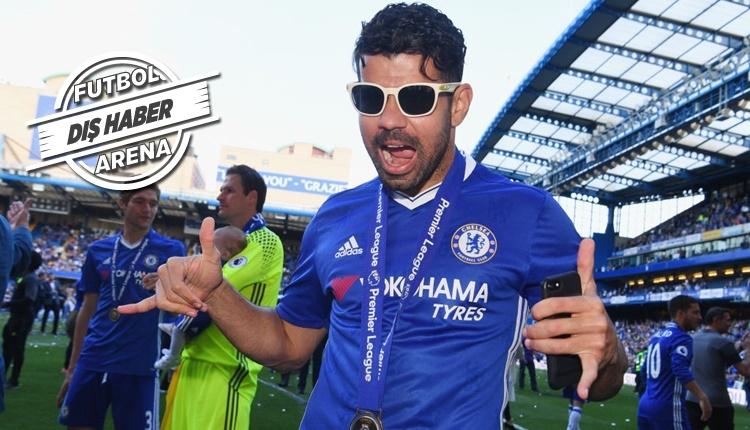 Chelsea, Diego Costa transferini resmen açıkladı