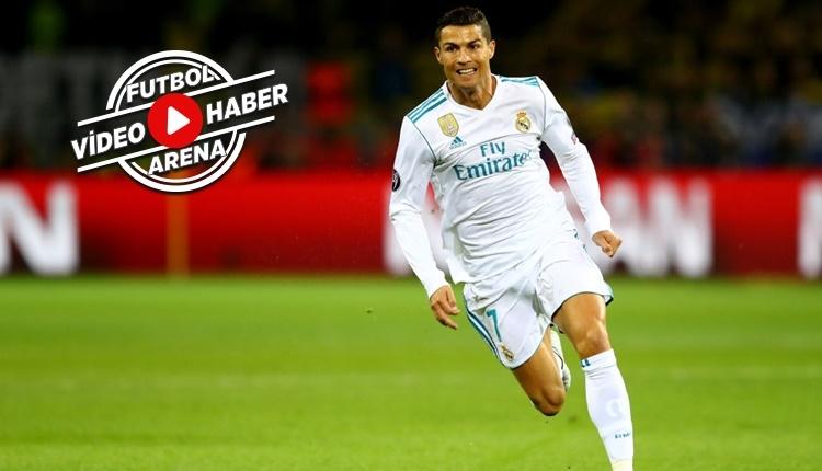 Cristiano Ronaldo'dan Come to Beşiktaş cevabı