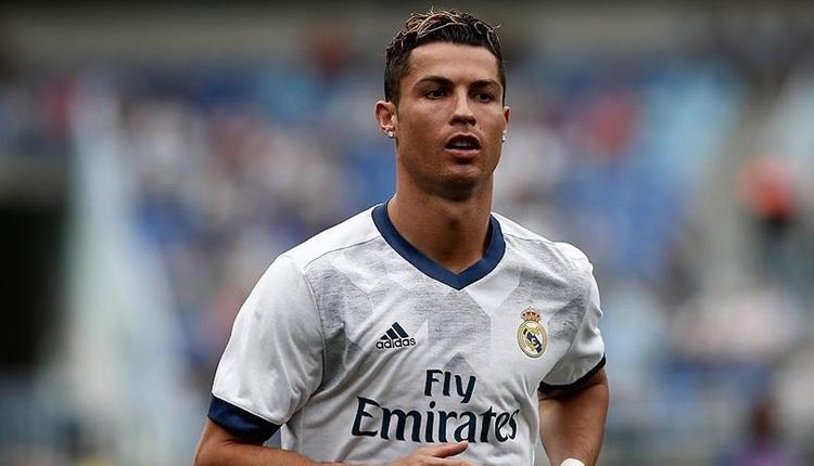 Cristiano Ronaldo'nun menajeri ifadeye çağrıldı