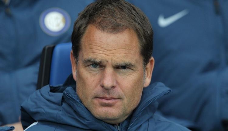 Crystal Palace'de Frank de Boer dönemi 4 maç sürdü