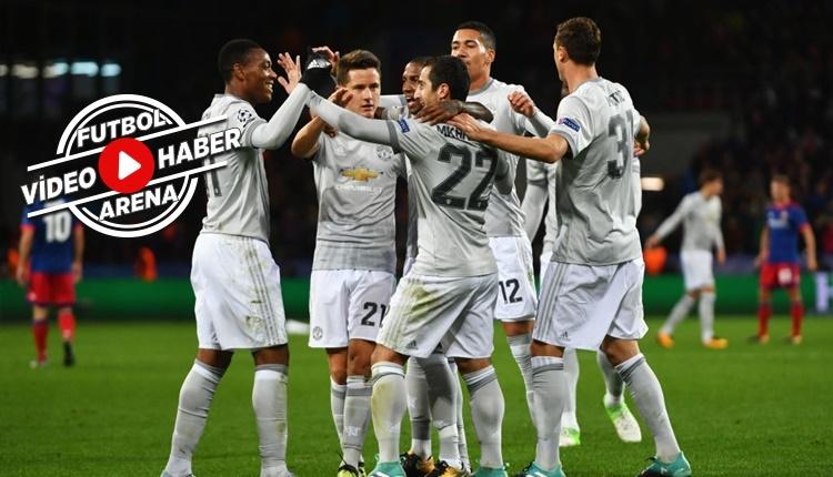 CSKA Moskova - Manchester United maçı özeti ve golleri (İZLE)