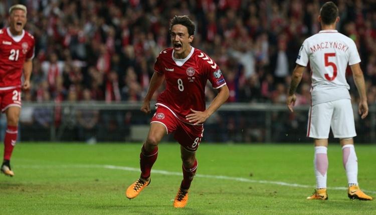 Danimarka 4-0 Polonya maçı özeti ve golleri