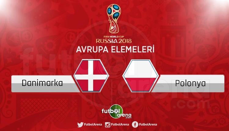 Danimarka Polonya canlı skor, maç sonucu - Maç hangi kanalda?