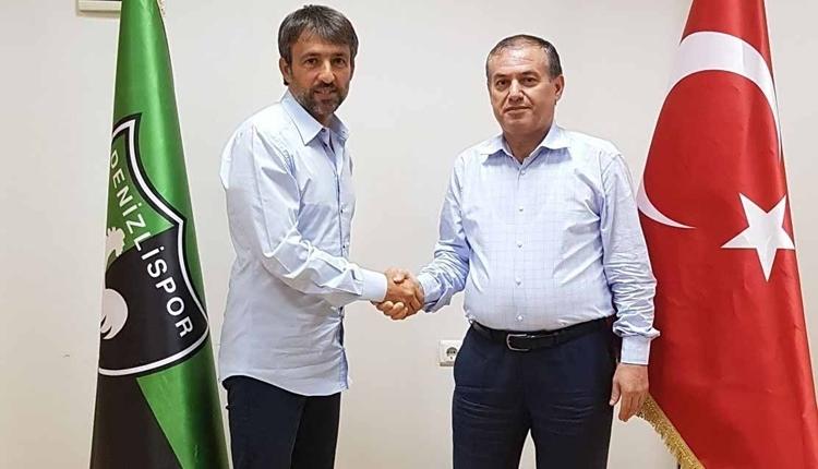 Denizlispor teknik direktör Reha Enginer ile anlaştı
