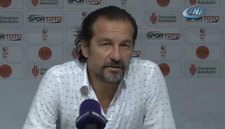 Denizlispor'da Yusuf Şimşek maç sonu patladı! 'Acemice...'