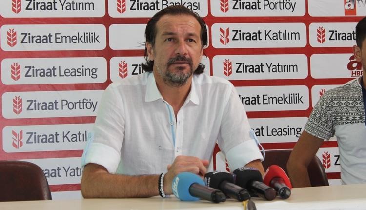Denizlispor'da Yusuf Şimşek'in ilk galibiyet sevinci