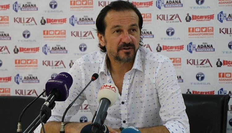Denizlispor'da Yusuf Şimşek'in istifasından sonra ilk açıklama