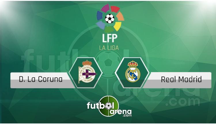 Deportivo Alaves - Real Madrid canlı skor, maç sonucu - Maç hangi kanalda?