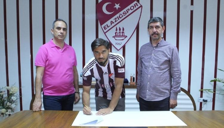 Elazığspor stoper Sezgin Coşkun'u transfer etti
