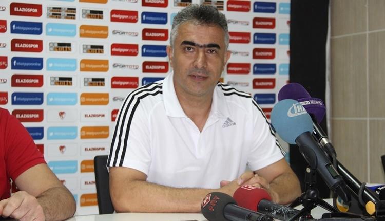 Elazığspor'da Mehmet Altıparmak'tan Balıkesir maçı yorumu