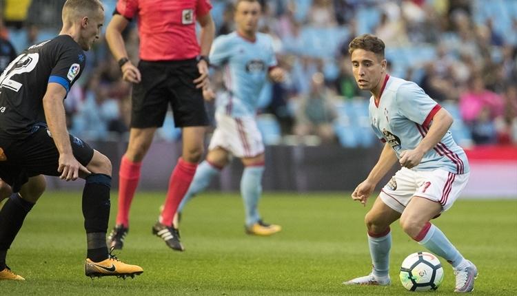 Emre Mor, Celta Vigo - Alaves maçında nasıl oynadı?
