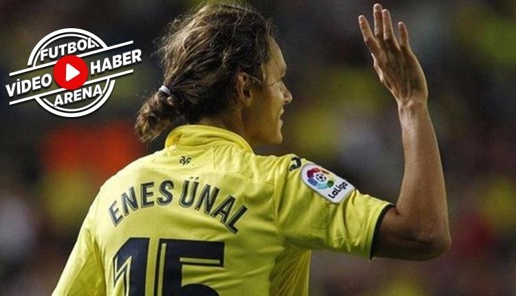 Enes Ünal'ın Villarreal - Real Betis maçında attığı gol (İZLE)