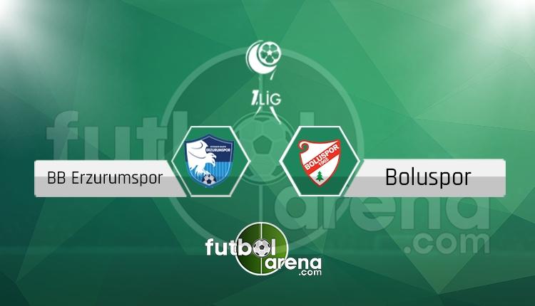 Erzurum BŞB Boluspor canlı skor, maç sonucu - Maç hangi kanalda?