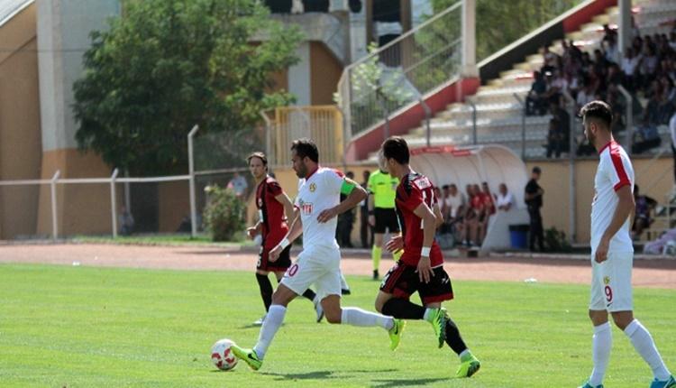 Eskişehirspor'a Türkiye Kupası'nda 24 Erzincanspor şoku