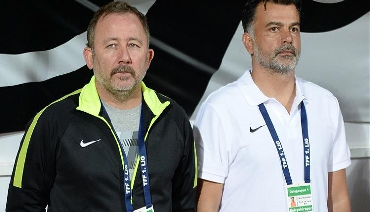 Eskişehirspor'da Sergen Yalçın istifa mı ediyor?