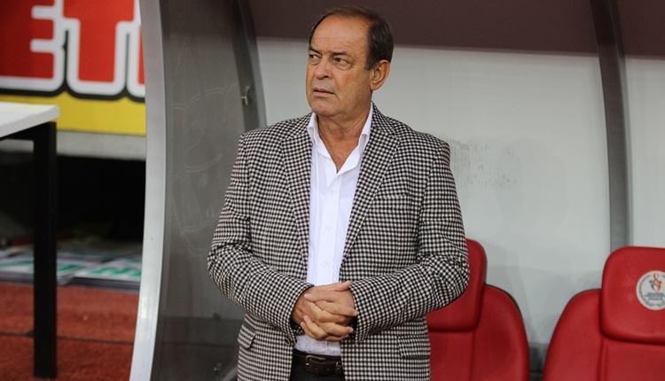 Eskişehirspor'da Yücel İldiz'den rakibin yorumuna isyan!