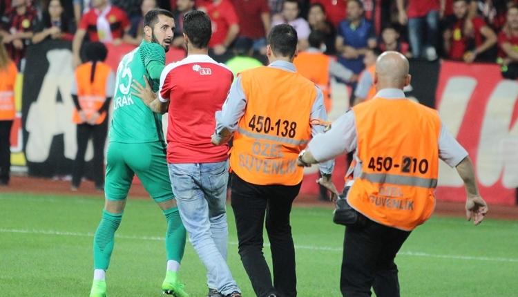 Eskişehirspor'dan hakem Abdulkadir Bitigen'e sert tepki